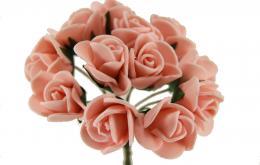 Розы-букеты, цветы
