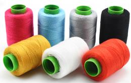 Нитки  швейные, мулине, для вышивания