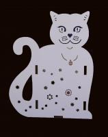 Карандашница Кошка  таблица умножения  Д 208