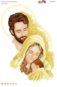 Вышивка бисером СВР 3044 Святое семейство