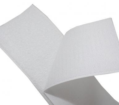 Липучка для одежды 2,5см белая