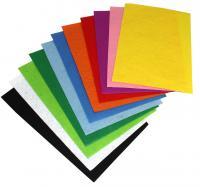 Фетр  формат А4 20см*30см микс  30 цветов