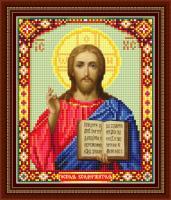 Набор Алмазной мозаики   АВ 4060 Иисус  частичная зашивка
