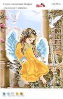Вышивка бисером СВ 5016 Ангелочек