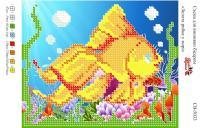 Вышивка бисером СВ 5033 Рыбка