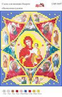 Вышивка бисером СВР 5097 Неопалимая купина