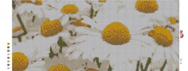 Набор Алмазной мозаики  Пано  АП 02 (полная зашивка)