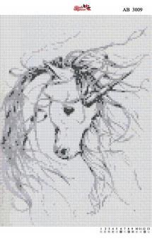 Набор Алмазной мозаики  АВ 3009