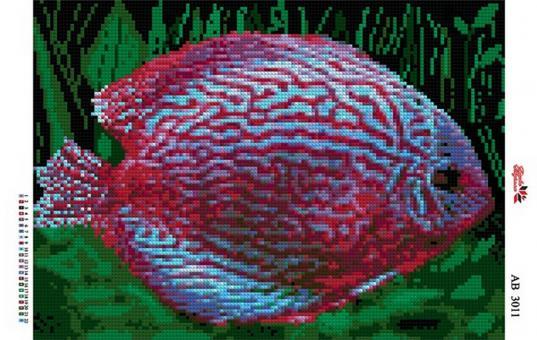 Набор Алмазной мозаики  АВ 3011