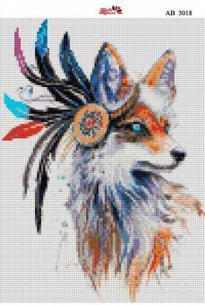 Набор Алмазной мозаики  АВ 3018