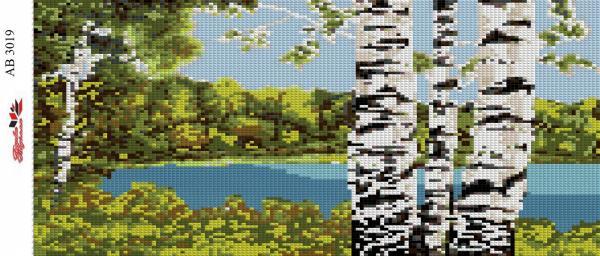 Набор Алмазной мозаики  АВ 3019