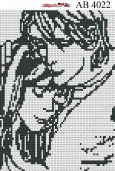 Набор Алмазной мозаики  АВ 4022