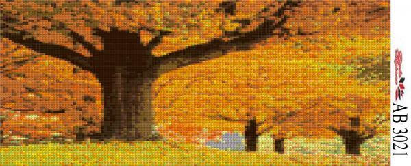 Набор Алмазной мозаики  АВ 3021