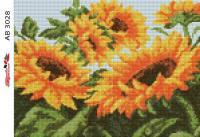 Набор Алмазной мозаики  АВ 3028 (полная зашивка)