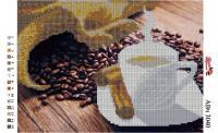 Набор Алмазной мозаики  АВ 3040 (частичная зашивка)