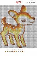 Набор Алмазной мозаики АВ 5050 Олененок