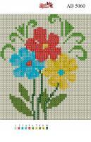Набор Алмазной мозаики АВ 5060 Цвет  полная зашивка