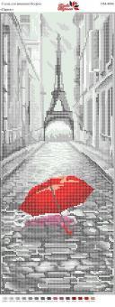 Вышивка бисером Пано ПМ 4004 Париж (полная зашивка)