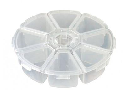 Органайзер на 8 делений  ромашка    (Упаковка 10шт)