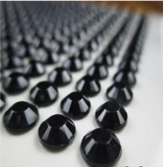 Клеевой камень на планшете  6мм  (504шт) ченый