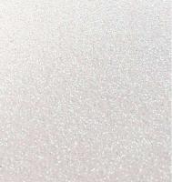 фоамиран с глиттером  (блестками)  белый   20см*30см    Упаковка 10шт