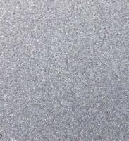 фоамиран с глиттером  (блестками)  серебро   20см*30см