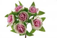 5634-1-14   розовая  Упаковка 10 букетов