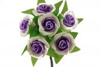 5634-1-14   фиолетовый  Упаковка 10 букетов