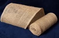 Лента из мешковины домотканая 10см (2м)  Упаковка 6шт