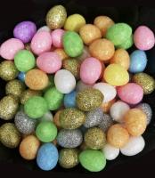 Яйца пасхальные декоративные  (упаковка 100шт)
