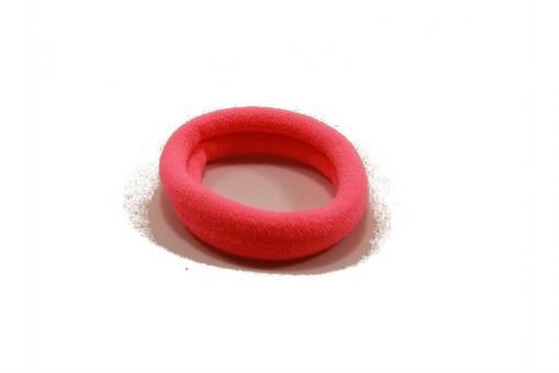 Резинка для волос  3см (50шт)  розовая