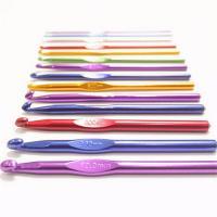 Крючок для вязания металлический   №3