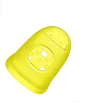 наперсток силиконовый желтый