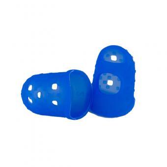 наперсток силиконовый синий