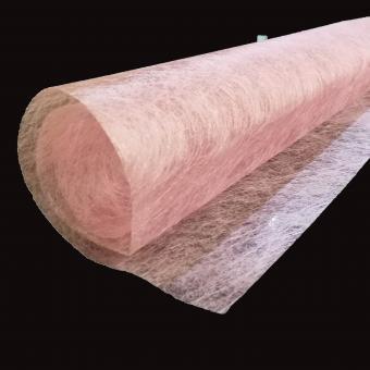 Сизаль листовой 55см*60см розовый