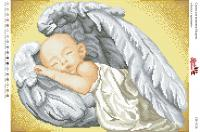 Вышивка бисером СВР 3126 Ангел
