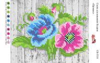 Вышивка бисером СВ 5116 Цветы