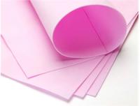 Фоамиран   светло розовый   20см*30см