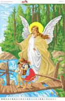 Вышивка бисером СВР 2012 Ангел Хранитель.