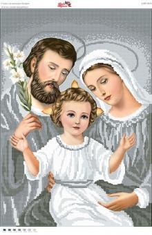 Вышивка бисером СВР 2028 Святое семейство