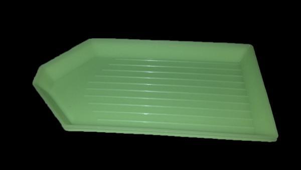 Тарелочка для  бисера  прямоугольная 20шт