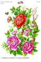 Вышивка на канве  БК 3022 Квіти
