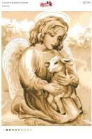 Вышивка на канве  БК 3024 Ангел
