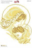 Вышивка бисером СВР 4303 Мадона с младенцем