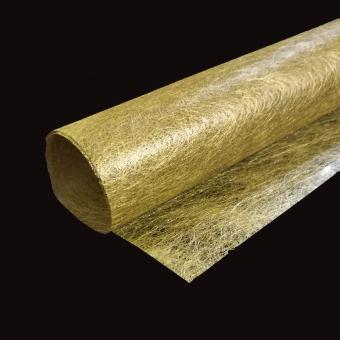Сизаль листовой 55см*60см золото  упаковка 20 шт