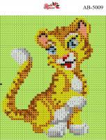 Набор Алмазной мозаики формат АВ 509 Тигра