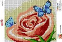 Набор Алмазной мозаики  АВ 4014