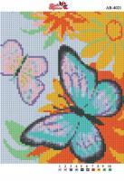Набор Алмазной мозаики  АВ 4021