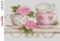Набор Алмазной мозаики  АВ 4026