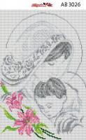 Набор Алмазной мозаики  АВ 3026 (полная зашивка)